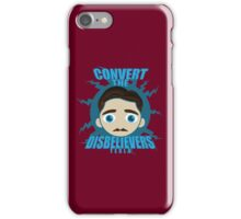 TESLA HEAD iPhone Case/Skin
