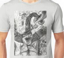 hand battle Unisex T-Shirt