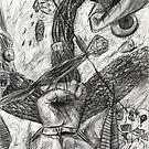 hand battle by Followthedon