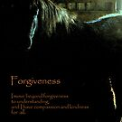 forgiveness by Alan Mattison
