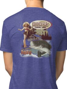 hookers bar and grill Tri-blend T-Shirt