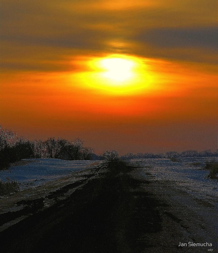 North Dakota meet South Dakota ! by Jan Siemucha