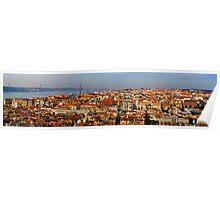 Lisbon. Poster
