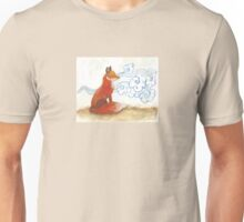 Searching the Wind Unisex T-Shirt