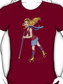 Roller Sketching T-Shirt