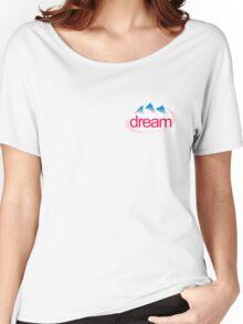 Dream (pocket logo) Women's Relaxed Fit T-Shirt