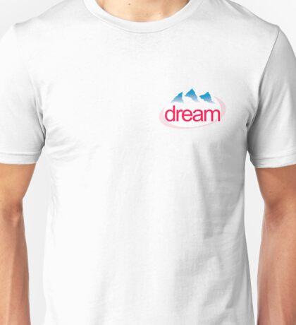 Dream (pocket logo) Unisex T-Shirt