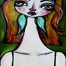 EVERY GIRL by Barbara Cannon  ART.. AKA Barbieville