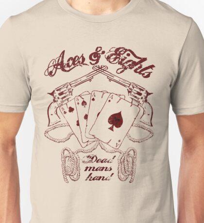 aces & eights Unisex T-Shirt