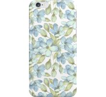 Branch with delicate flowers.  Color 2 iPhone Case/Skin