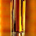 Golden beer by Jouko Mikkola