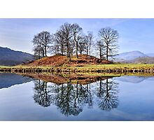 The Lake District - River Brathay Photographic Print