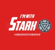 I'm with: Stark by Roy Nebres