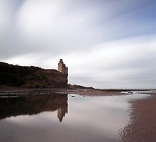 Greenan Castle by Photo Scotland