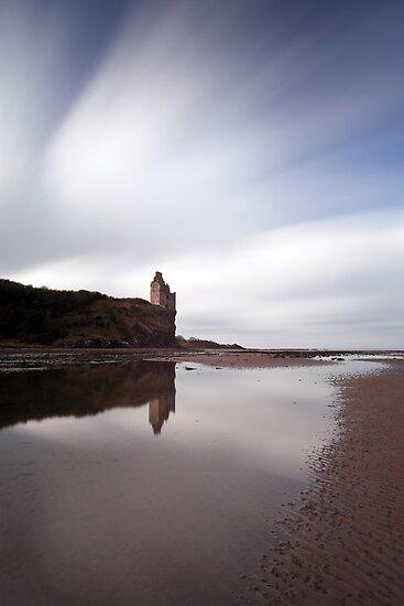 Greenan Castle by Grant Glendinning