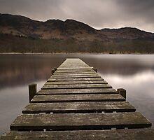 Loch Earn by Grant Glendinning