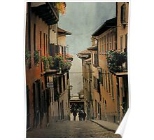 Memories of Italy Poster