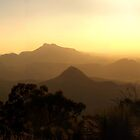 Warrumbungles, New South Wales. by Andy Newman