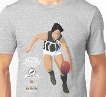 Bucky Cunningham (Port Adelaide) – on Faletic Gray Unisex T-Shirt