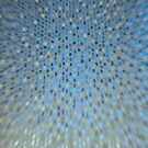 Abstract Background - Blue / Golden by Nasko .