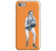 Fidel Castro Playing High School Ball iPhone Case/Skin