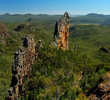 The Breadknife, New South Wales. by Andy Newman