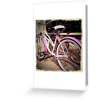 Komen for the Cure Greeting Card