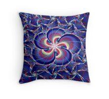 Spiraling Sprinkles  Throw Pillow