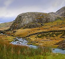 Llanberris Pass Snowdon North Wales by angel1978