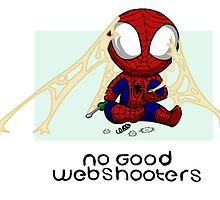 No good Webshooters by LorynTisdale