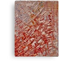 Things I Should Have Said (About Bacon) Canvas Print