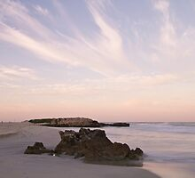 Dawn at Trigg Beach by pennyswork