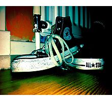 All star end of the day. Photographic Print