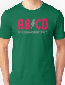 Abcd Parody T-Shirt