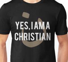 Yes, I am a  Christian Nun Symbol Unisex T-Shirt