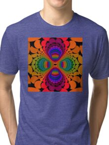 Color Chips 2 Tri-blend T-Shirt