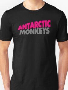 Antarctic Monkeys parody Unisex T-Shirt