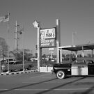Route 66 - Ann&#x27;s Chicken Fry House by Frank Romeo