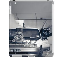 H8TRED Tread Cemetery Burnout iPad Case/Skin