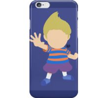 Lucas (Blue) - Super Smash Bros. iPhone Case/Skin