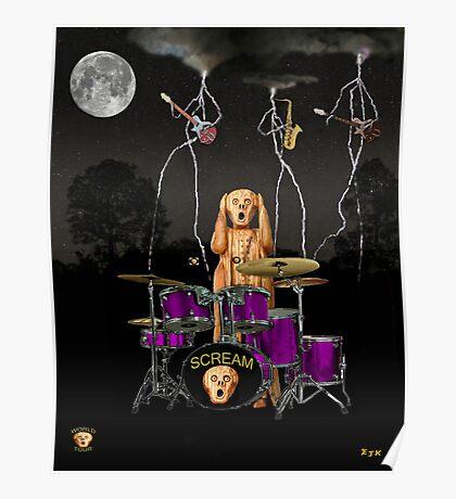 Scream Unplugged Poster