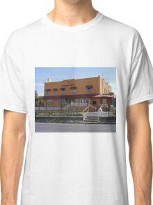 Stockman Hotel, Texas, Queensland Classic T-Shirt