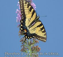 a new creature . . . Easter renewal by WalnutHill