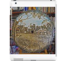 Cutting art iPad Case/Skin
