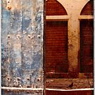 Lecce Courtyard by Rene Hales