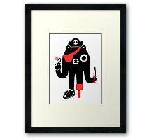 BeARRR! Framed Print