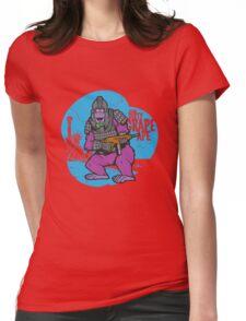 Damn Dirty Grape Ape! Womens Fitted T-Shirt