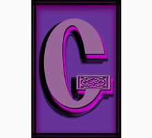 The Alphabet  The letter G Unisex T-Shirt