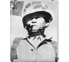 "General Lewis ""Chesty"" Puller iPad Case/Skin"