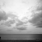 Lonely Beach by Richard Butler